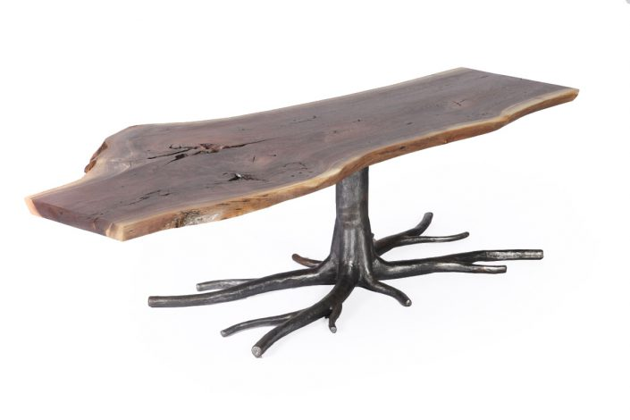 hand forged furniture