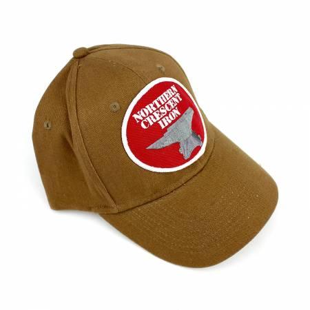 Brown NCI Hat