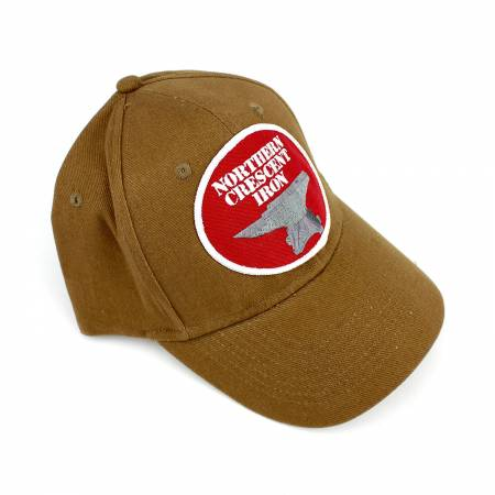Brown NCI Hat