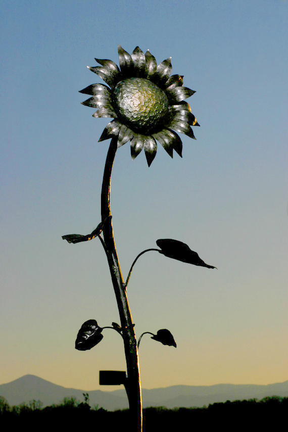 Forged-Metal-Sunflower-2