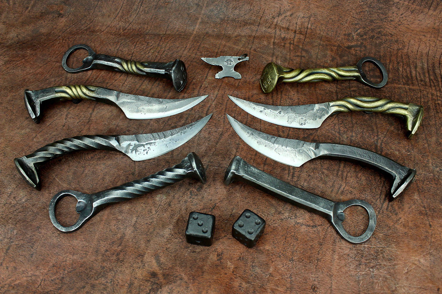 mix and match gift sets knives bottle openers wedding party gifts